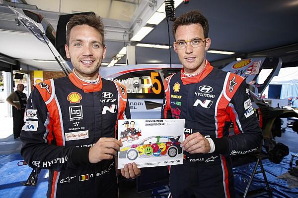 BRC Preview Suivez Neuville et le Rallye d'Ypres en images sur Motorsport.com