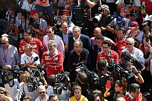 Ferrari, 2018 için takım içerisinde