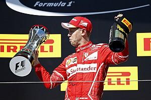 F1 Noticias de última hora Vettel está orgulloso de que los demás le copien a Ferrari