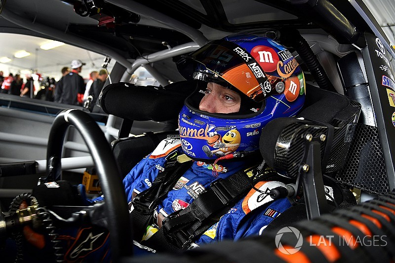 Kyle Busch leads action-packed first practice at Watkins Glen