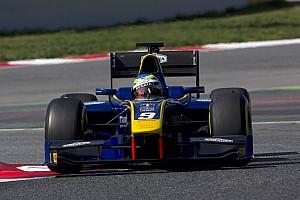 FIA F2 Intervista Rowland: