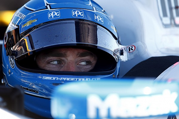 IndyCar Проблеми з гальмами завадили Сімону Пажно в кваліфікації Гран Прі Сент-Піта