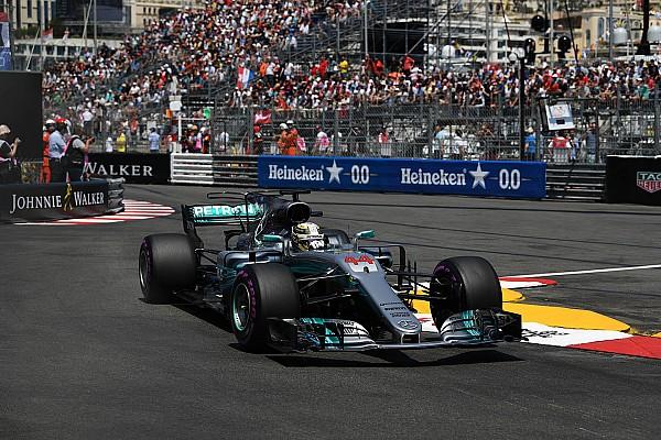 Formula 1 Breaking news Hamilton: Finis ketujuh cukup baik setelah semalaman sulit tidur
