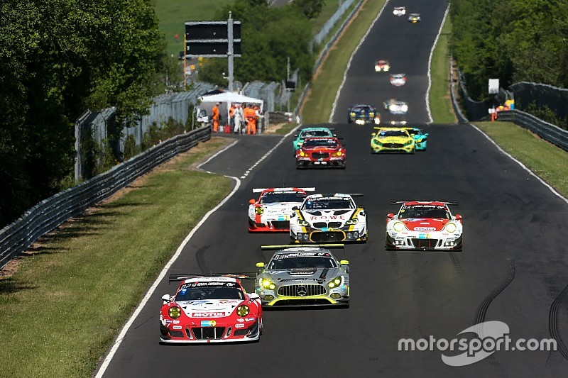 Neue BoP-Regelung beim 24h-Rennen Nürburgring