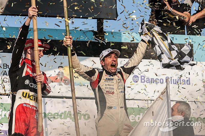 Silva y Catalán Magni ganaron los 1000 Kilómetros de Buenos Aires