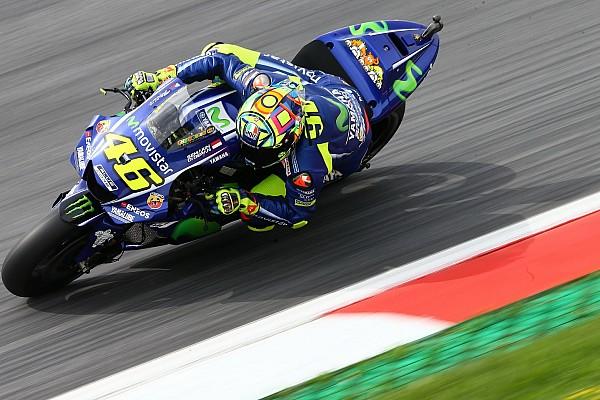 Dix petits tours et puis s'en va pour Rossi