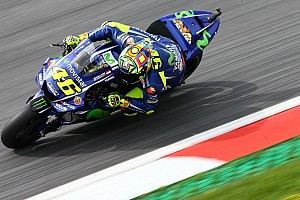 MotoGP Últimas notícias Rossi culpa pneu traseiro no quali: Era impossível melhorar