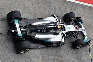 F1 Noticias de última hora Hamilton está indeciso sobre qué paquete aerodinámico usará en Suzuka