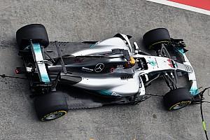 F1 Noticias de última hora Hamilton duda sobre qué paquete aerodinámico montar en Suzuka