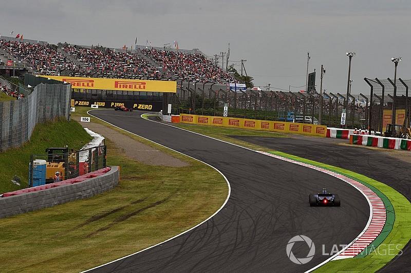 A mezőny végén a Sauber - megint...