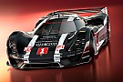 Sportwagen Designstudie: Porsche-Rennlegende 908 in modernem Design