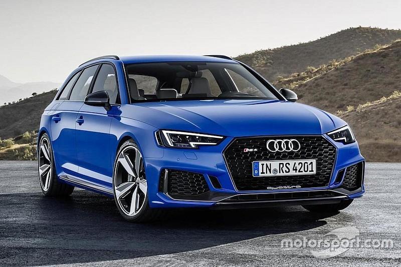 Audi RS 4 Avant 2018: con motor V6 biturbo y 450 CV de potencia