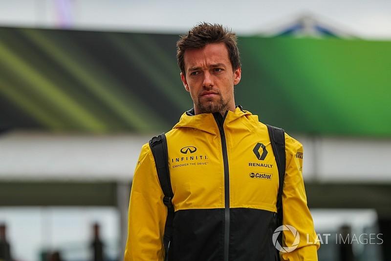 【F1】ルノー、パーマーを解雇しサインツJr.を起用する噂話を否定