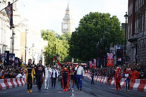 Wolff doet oproep om GP in Londen mogelijk te maken