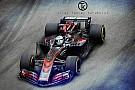 GENEL 2017 McLaren-Honda fantezi tasarım