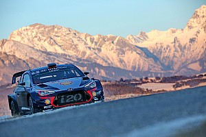 WRC Leg report Monte Carlo WRC: Neuville pulls away as Ogier, Meeke go off