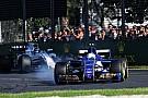 L'expérience des pneus de GP2 a incité Giovinazzi à la prudence