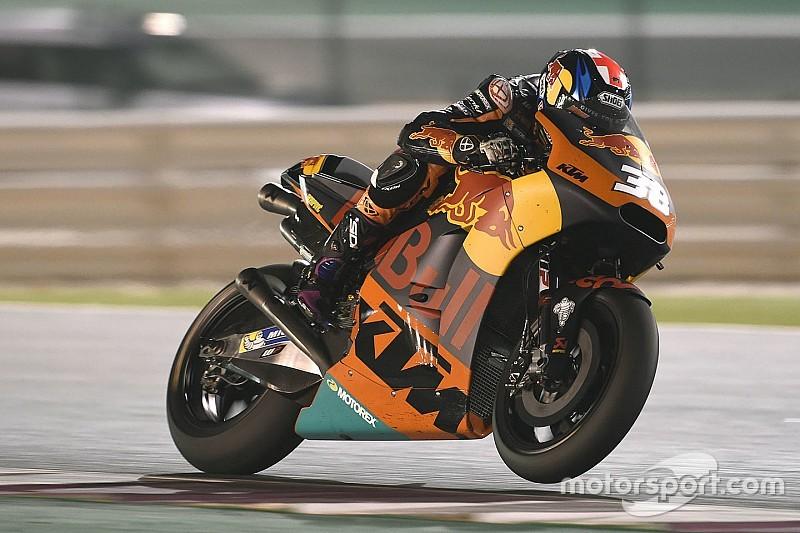 【MotoGP】KTM「ポイント獲得が目標だったのでがっかりしている」