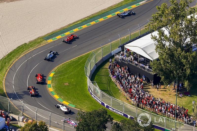 """Ecclestone presse la F1 de passer au """"tout électrique"""""""