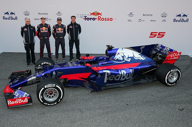 Toro Rosso toont knalblauwe STR12 aan de wereld