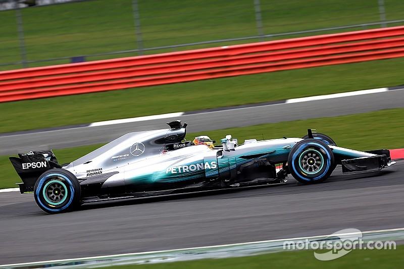 Mercedes протестирует в Барселоне новое топливо