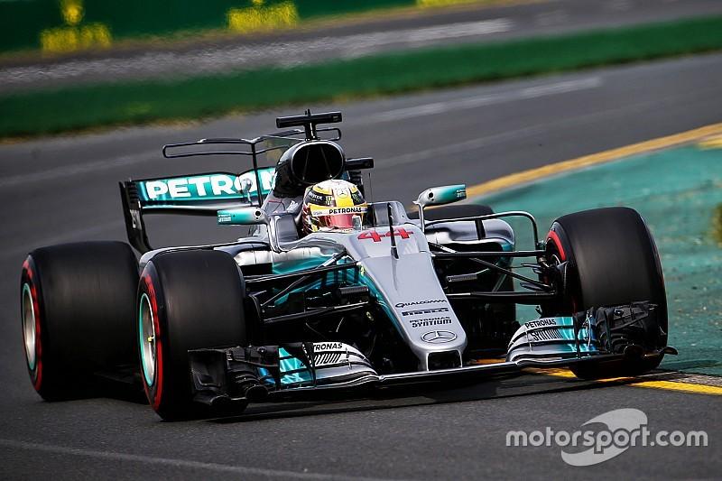 Гран Прі Австралії: Mercedes — дубль у першій практиці