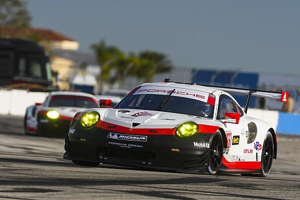 12h Sebring: Porsche mit Pech in der Schlussphase