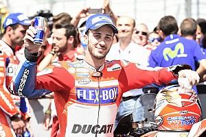 MotoGP Noticias Los lectores de Motorsport.com eligen a Dovizioso como el mejor del GP de Italia