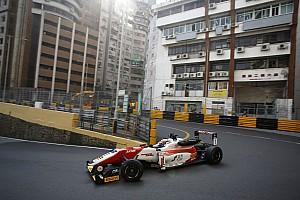 F3 Practice report Macau GP: Rosenqvist fastest, Habsburg shunts in first practice