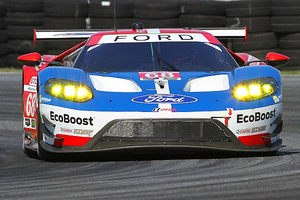 """Ford ready for the """"bumps and holes"""" of Sebring"""