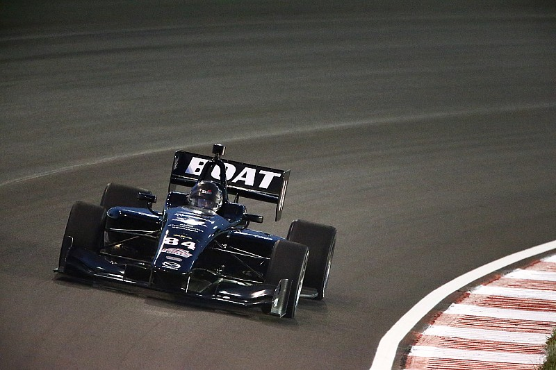 Chad Boat chasing Indy 500 dream