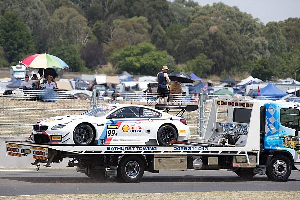 Tekno McLaren, Walkenhorst BMW withdrawn from Bathurst