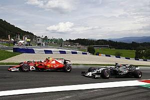 Formule 1 Réactions Grosjeans'est battu à l'avant, comme