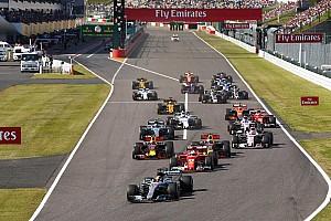 الكشف عن لائحة المشاركين في موسم 2018 من بطولة العالم لسباقات الفورمولا واحد