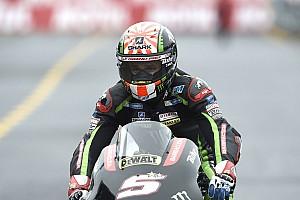 "MotoGP 速報ニュース ザルコ、""プレステみたい""との批判を一蹴「アウト側の人が気をつけるべき」"