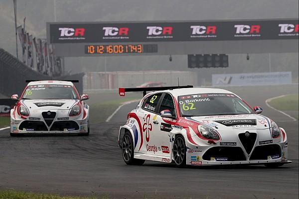 TCR Ultime notizie Due Alfa Romeo TCR pronte a correre in America