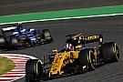 Renault non teme di essere battuta da McLaren nel 2018