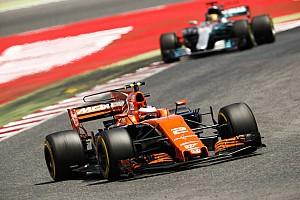 Formule 1 Contenu spécial Chronique Vandoorne - Un GP frustrant masquant les progrès de McLaren
