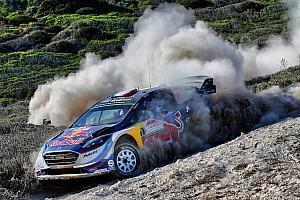 WRC Noticias de última hora Ogier está listo para encarar la segunda parte de la temporada