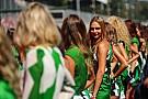 Formel 1 2017: Die schönsten Girls beim GP Italien in Monza
