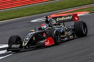 Formula V8 3.5 Reporte de calificación Pietro Fittipaldi se estrena en la 3.5 con pole