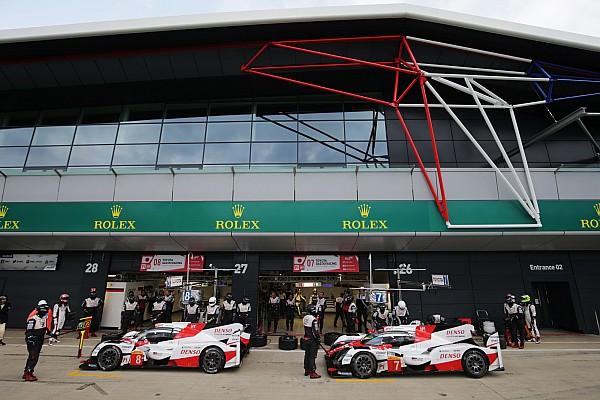 Toyota удержала лидерство в финальной тренировке WEC