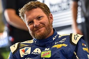 NASCAR Cup Entrevista Dale Jr. espera tener  algo para sonreír antes de su retiro