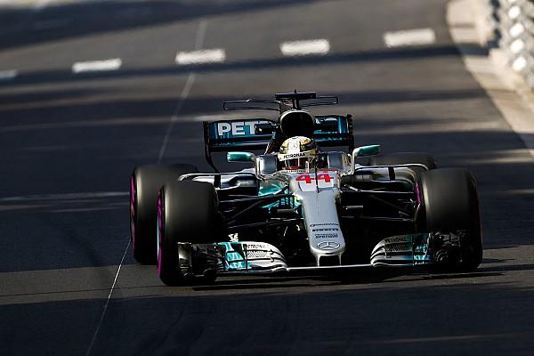 Formula 1 Son dakika Hamilton, ikinci seanstaki performansa anlam veremiyor