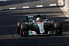 F1 【F1】ハミルトン「FP2でメルセデスが苦戦した原因はわからない」