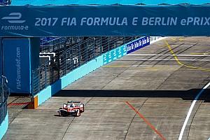 Formula E Jelentés az időmérőről Rosenqvist a pole-ban a Formula E második berlini versenyén!