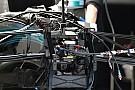 Formula 1 Mercedes: perché il telaio della W08 davanti è più largo di 4 mm?