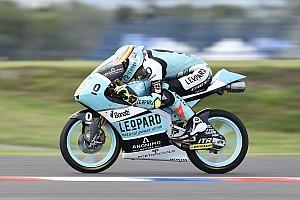 Moto3 Reporte de la carrera Mir remonta y repite victoria por delante de McPhee y Martín
