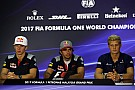 Malaysian GP: Thursday's press conference