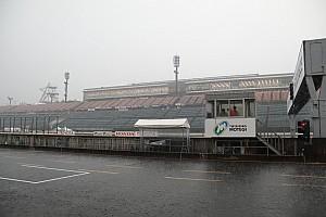 【SFもてぎ】予選:悪天候のためQ2&Q3キャンセル。日曜に順延予定